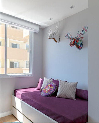 Apartamento Em Santa Rosa, Niterói/rj De 62m² 2 Quartos Para Locação R$ 2.200,00/mes - Ap262110