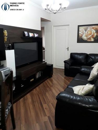 Lindo Apartamento Com 2 Dormitórios Na Mooca - 2390