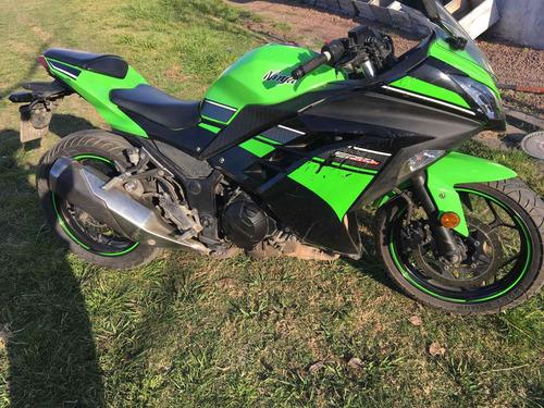 Kawasaki 300 Special Edition