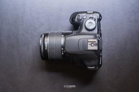 Canon T5 + Lente 18-55mm + Grip + 4 Baterias + Carregador