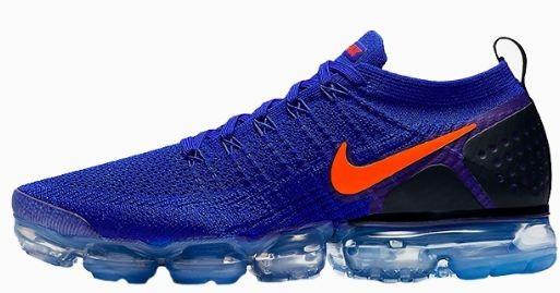 Sapato Novo Flyknit 2 Nike Vapormax Azul Masculino E Femenino Netshoes Promoçao Sedex Gratis