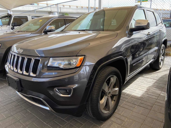 Jeep Grand Cherokee 2016 3.6 V6 Limited 4x2 At