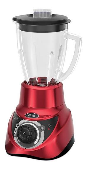 Liquidificador Oster Maximum Dial Vermelho 127v Blsteg7881r
