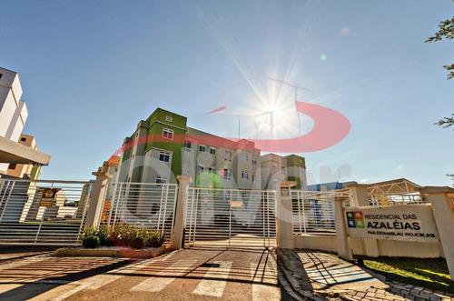 Residencial Das Azaleias, 2 Dormitórios, Vaga De Garagem, Tindiquera, Araucária, Parana - Ap00438 - 33190051