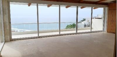 Venta De Casa Nueva Con Club De Playa En Real Diamante