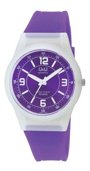 Relógio Q&q By Japan Feminino Vq50j012y C/ Garantia E Nf