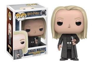 Funko Pop Harry Potter Lucius Malfoy 36 Nuevo Vdgmrs