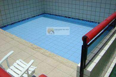 Imagem 1 de 23 de Cobertura Com 3 Dorms, Tupi, Praia Grande - R$ 980.000,00, 141,51m² - Codigo: 621 - V621