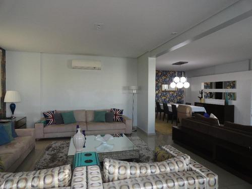 Apartamento À Venda, 232 M² Por R$ 2.050.000,00 - Ponta Da Praia - Santos/sp - Ap1800