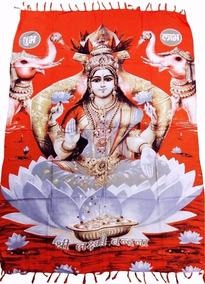 Canga De Praia Indiana Deuses Hindus Indianos Várias Confira