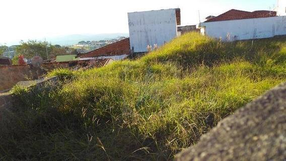 Terreno Residencial À Venda, Jardim Alvinópolis, Atibaia - Te0470. - Te0470