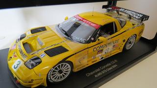 1:18 Autoart Chevrolet Corvette C5-r - Alms - Gts Class 2004