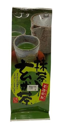 Matcha Iri Genmai Cha Verde Karin Importado Japão