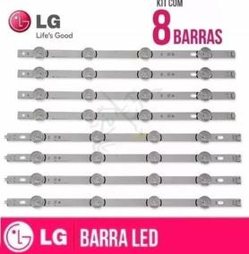 Kit Led Novo C/8 Barras 42lb5800 42lb5500 42lb5600 42lb6500
