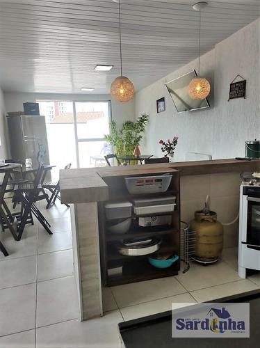 Casa / Sobrado Em Jardim Santa Rosa  -  Taboão Da Serra - 4527
