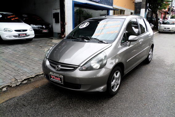 Honda Fit 1.4 8v Lx 5p 2007/2007