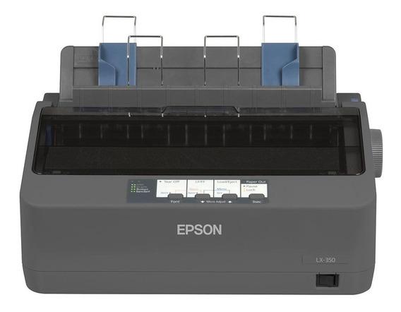 Impressora Matricial Epson Lx-350 - 110v