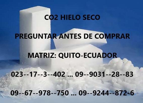 Hielo Seco Co2