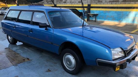 Citroën Cx Familiar (auto De Colección)