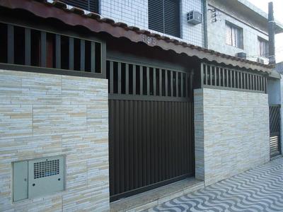 Casa Residencial À Venda, Jardim Independência, São Vicente. - Ca0710