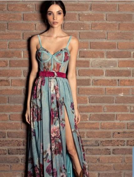 Vestido Longo Patricia Bonaldi Patbo