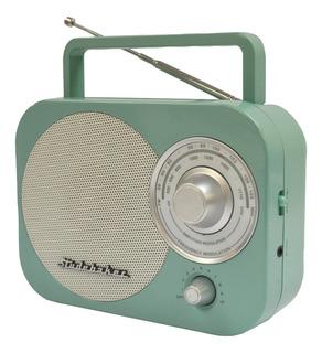 Radio Portátil Studebaker Sb2000te Con Am/fm Color Azul