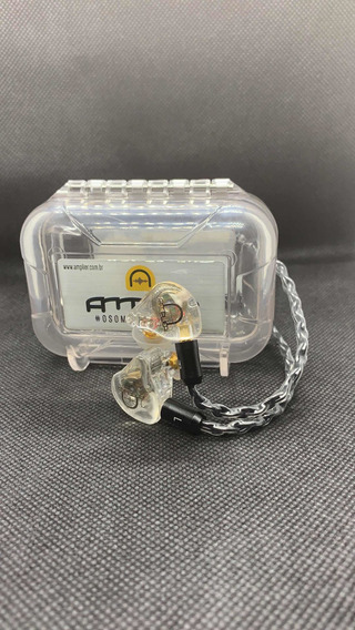 Amplier X3 Transparente