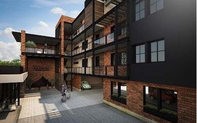 (crm-559-541) Departamento En Pre-venta, Deck Apartments En Cholula