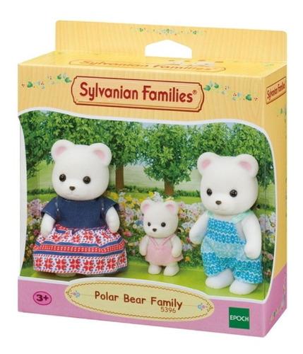 Familia Oso Polar Sylvanian Families
