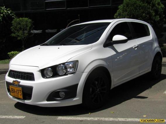 Chevrolet Sonic Lt 1600 Cc At