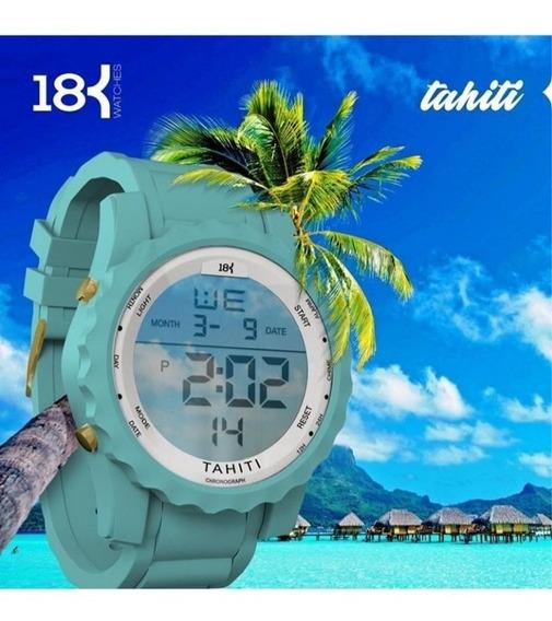 Relógio 18k Ronaldinho / Tahiti Baby