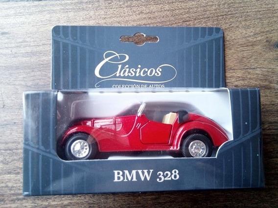 Bmw 328 Coleccion Autos Clarin Clasicos 1ra Entrega (en Caja
