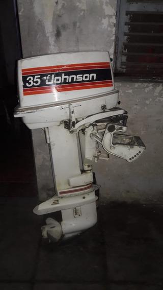 Motor Fuera De Borda Jhonson 35 Hp