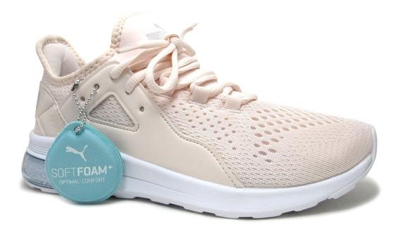 Zapatillas Puma Electron Street Eng Mesh Mujer Running