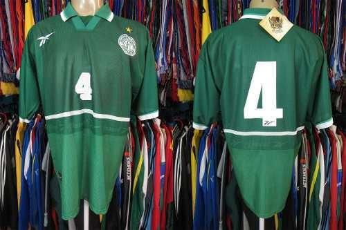 Guaraní 2000 Camisa Titular Tamanho Gg Número 4.