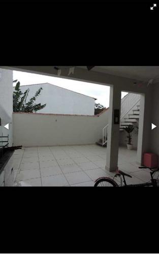 Sobrado Com 3 Dorms, Parque Das Cigarreiras, Taboão Da Serra - R$ 550 Mil, Cod: 3388 - V3388