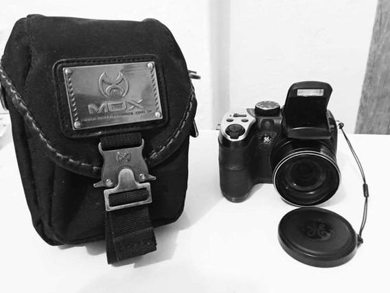 Câmera Fotográfica Ge X400 Semi Profissional