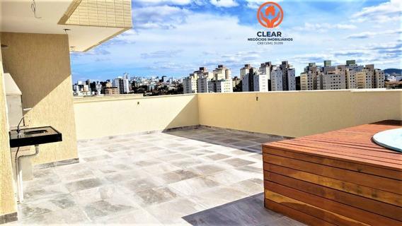 Apartamento A Venda No Bairro Ouro Preto Em Belo Horizonte - - 22083-1