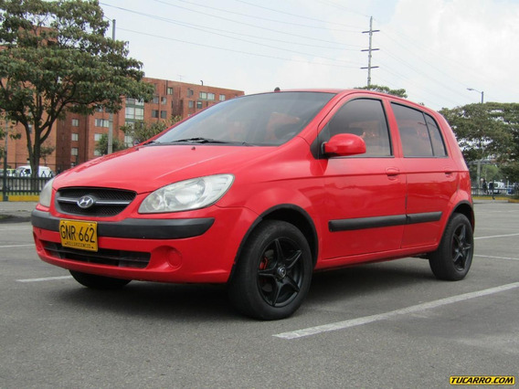Hyundai Getz 1400cc Aa