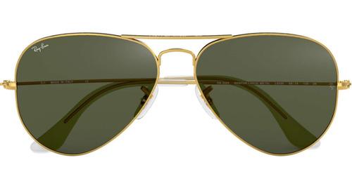 Gafas De Sol Rayban Rb3025 Aviador Classic Originales