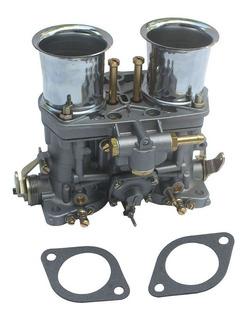 Carburador Competicion 48-48 Idf Con Trompetas