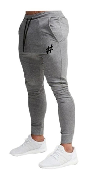 Pack X3 Yogin Hombre Joging Entrenador Pantalon Babucha