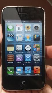 Celular iPhone 3gs De 32 Gigas Libre De Icloud Y Operador