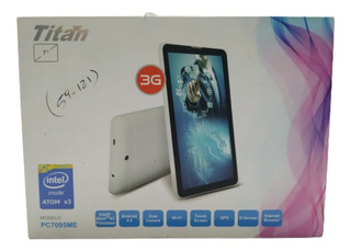 Tablet Titán 7 1gb Modelo Pc7095me Android 4.4 3g 8gb