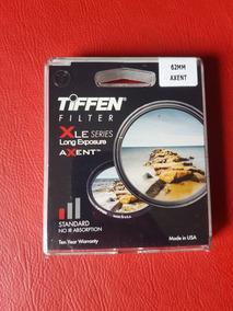 Filtro Nd Tiffen 3.0 62mm Reduz 10 Stops De Luz Original