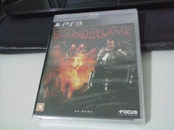 Ps3 - Bound By Flame - Lacrado - Frete 6,00