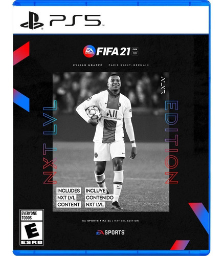 ..:: Fifa 21 ::.. Ps5 Playstation 5 Next Level