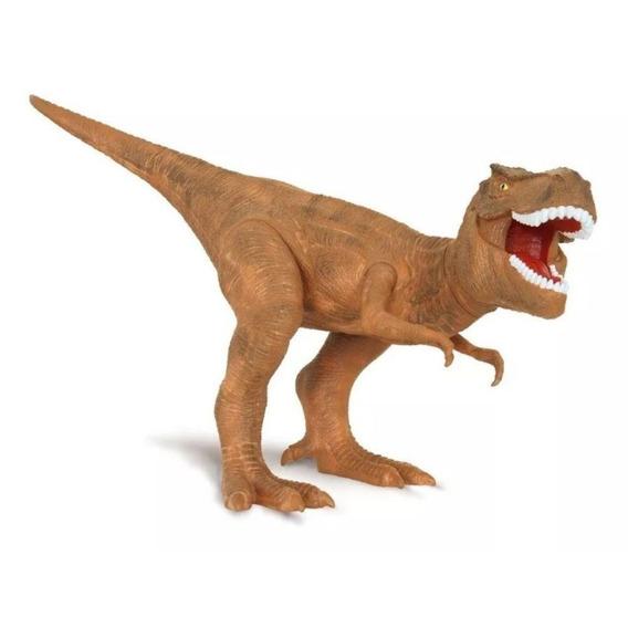 Dinossauro Tiranossauro Rex C/ Som Cotiplas - Frete Grátis