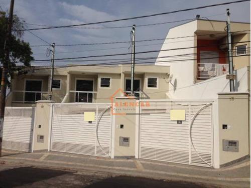 Sobrado À Venda, 78 M² Por R$ 360.000,00 - Jardim Nossa Senhora Do Carmo - São Paulo/sp - So0045