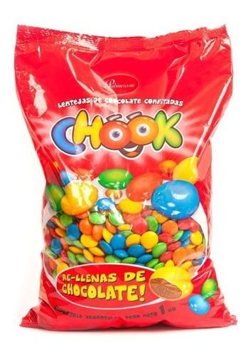 Pastillas Chocolate Chook X1kg